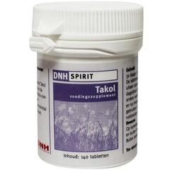 DNH Takol spirit (140 tabletten)