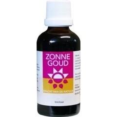 Zonnegoud Jojoba olie (50 ml)