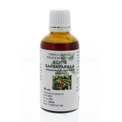 Natura Sanat Smilax off rad / sarsaparilla tinctuur (50 ml)