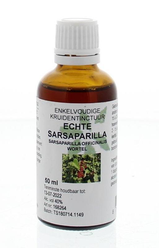 Natura Sanat Natura Sanat Smilax off rad / sarsaparilla tinctuur (50 ml)