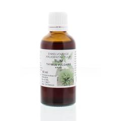Natura Sanat Thymus vulgaris herb / tijm tinctuur (50 ml)