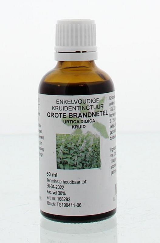 Natura Sanat Natura Sanat Urtica dioica / brandnetel tinctuur (50 ml)