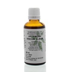Natura Sanat Artemisia vulgaris / viscum album compl tinctuur (50 ml)