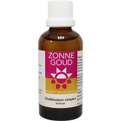 Zonnegoud Chelidonium simplex (50 ml)