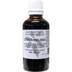 Natura Sanat Citrus / melissa compl tinctuur (50 ml)
