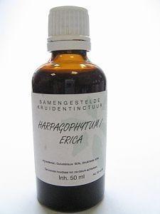 Natura Sanat Harpagophytum / erica compl tinctuur (50 ml)