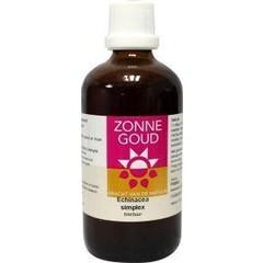 Zonnegoud Echinacea tinctuur (100 ml)