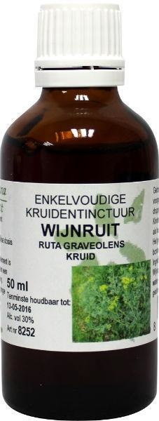 Natura Sanat Natura Sanat Ruta graveolens herb / wijnruit tinctuur (50 ml)