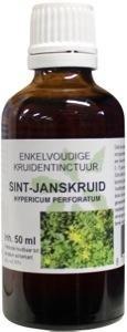 Natura Sanat Natura Sanat Hypericum perforatum / sint janskruid tinctuur (50 ml)
