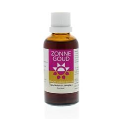 Zonnegoud Vaccinium complex (50 ml)
