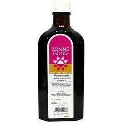 Zonnegoud Pulmonaria complex siroop (150 ml)