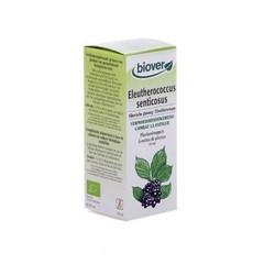 Biover Eleutherococcus senticosus tinctuur (50 ml)