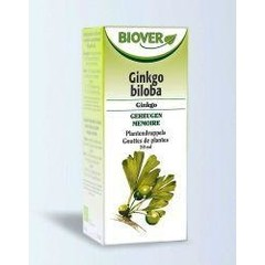 Biover Ginkgo biloba tinctuur (50 ml)