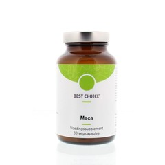 Best Choice Maca 500 mg (60 tabletten)