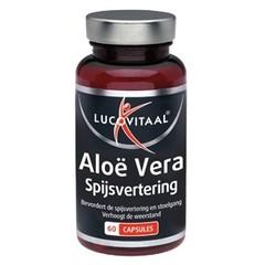 Lucovitaal Aloe vera extract (60 capsules)