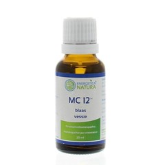 Energetica Nat MC 12 blaas (20 ml)