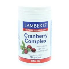 Lamberts Cranberry complex (100 gram)