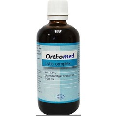 Orthomed Lytis complex (100 ml)