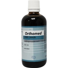 Orthomed Lymfe drain (100 ml)