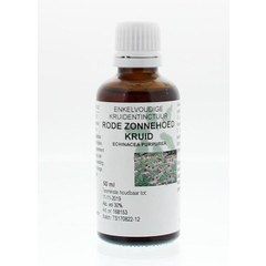 Natura Sanat Echinacea purpurea kruid tinctuur (50 ml)