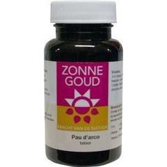 Zonnegoud Pau d Arco simplex (200 tabletten)