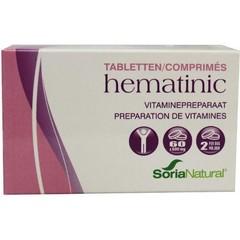 Soria Hematinic (60 tabletten)