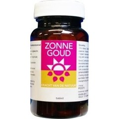 Zonnegoud Capsella complex (120 tabletten)