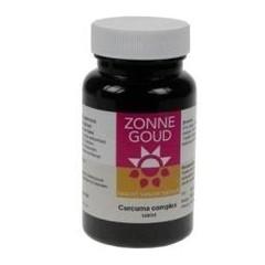 Zonnegoud Curcuma complex (120 tabletten)