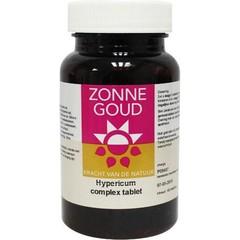 Zonnegoud Hypericum complex (120 tabletten)