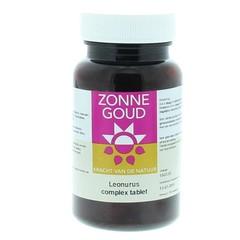 Zonnegoud Leonurus cardiaca complex (120 tabletten)