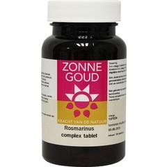 Zonnegoud Rosmarinus complex (120 tabletten)