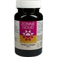 Zonnegoud Verbena complex (120 tabletten)