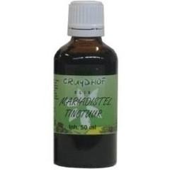 Elix Mariadistel tinctuur (50 ml)
