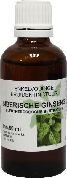Natura Sanat Natura Sanat Eleutherococcus senticosus radix tinctuur (50 ml)