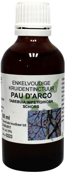 Natura Sanat Tabebuia impetiginosa / pau d arco tinctuur (50 ml)