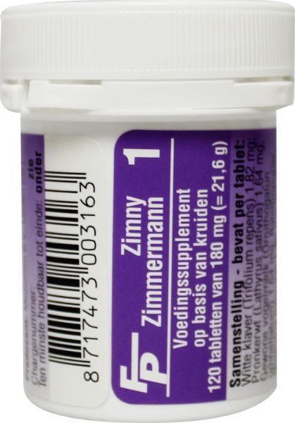 Medizimm Medizimm Zimny 1 (120 tabletten)