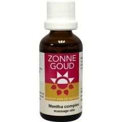 Zonnegoud Mentha complex (30 ml)