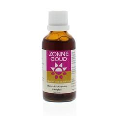 Zonnegoud Humulus lupulus simplex (50 ml)