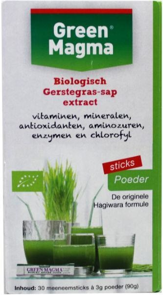 Green magma sticks 3 gram (30 stuks)