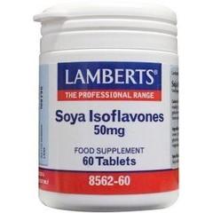 Lamberts Soja isoflavonen 50 mg (60 tabletten)