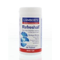 Lamberts Refreshall (120 tabletten)