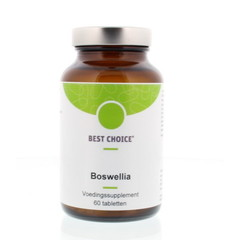 Best Choice Boswellia 150 (60 tabletten)