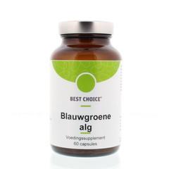 Best Choice Blauwgroene alg (60 capsules)