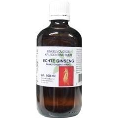 Natura Sanat Ginseng wortel tinctuur bio (100 ml)