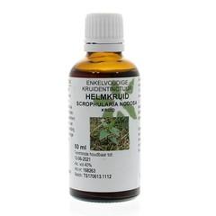 Natura Sanat Scrophularia nodosa / helmkruid tinctuur (50 ml)