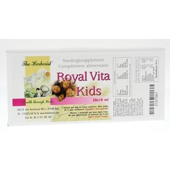 Herborist Royal vita kids 10 ml (20 ampullen)