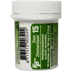 Medizimm Zvon 15 (120 tabletten)