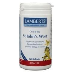 Lamberts St Janskruid (hypericum - St Johns wort) (120 tabletten)
