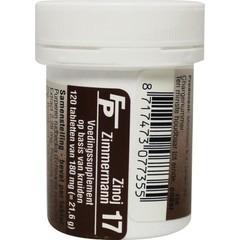 Medizimm Zinoj 17 (120 tabletten)