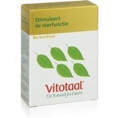 Vitotaal Berkenblad (45 capsules)
